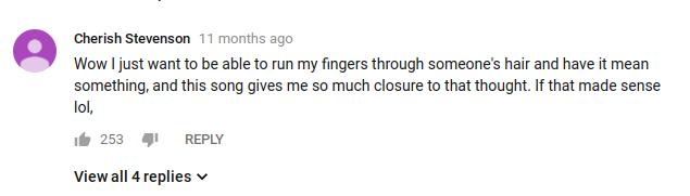 Cherish Temporex Comment